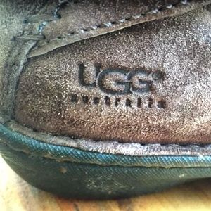 UGG Shoes - UGG suede boots. Sz 8